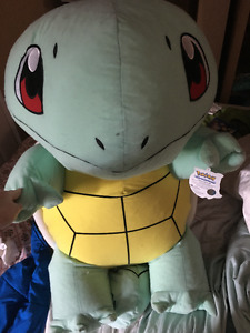 Hey Pokemon Fans! Giant Pokemon Character Squirttle