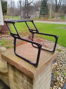 KRAUSER BMW SUPORT RACK MADE IN WEST GERMANY HONDA GOLDWING Windsor Region Ontario image 4