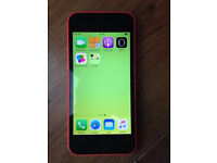 Apple iPhone 5C 8GB Pink Factory Unlocked Faulty Bargain