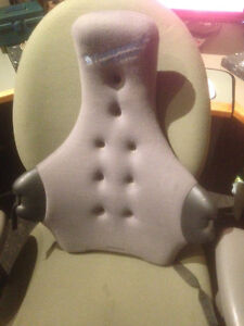 "Therapeutica Back Support for office chairs - ""Average"" size"