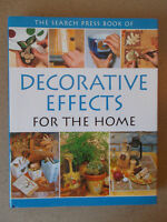 The Search Press Book of Decorative Effects for the Home Barnes