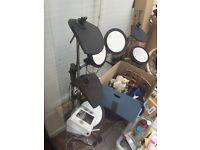 Millenium MPS-100 electronic drum kit