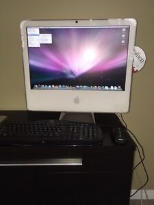 Apple iMac G5/2.1 20-Inch (iSight) - with Office