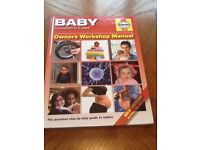 Haynes Baby Owners Workshop Manual! Ideal gift