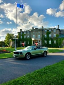 2005 Ford Mustang Convertible