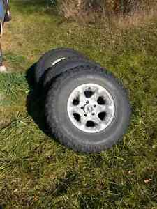 Truck rims Peterborough Peterborough Area image 1