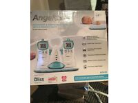 Movement and sound baby monitor £60 BNIB