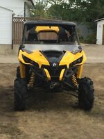 2013 Can Am Maverick