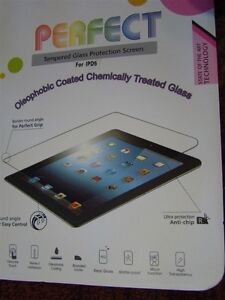 Tempered Glass Clear Screen Protector for Ipad Air 1 or 2 Regina Regina Area image 2