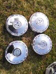 Mopar dodge plymouth wheel caps