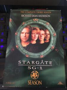 stargate saison 3