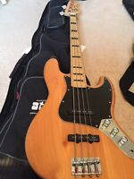 squire Special J bass