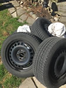 16 inch snow tires