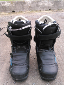 Deeluxe Backcountry Snowboard Boots, size 11 US