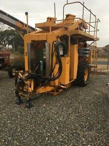 Gregiore G65 grape harvester Strathalbyn Alexandrina Area Preview