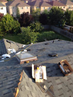 hiring expirence roofer and general labor in toronto