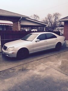 Mercedes S430 for sale