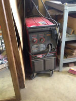 Welder, Lincoln Electric Power Mig 255
