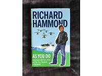 Richard Hammond autobiography