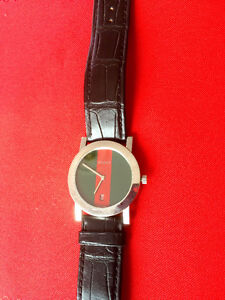 Authentic Gucci man's watch
