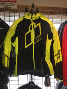MENS AND WOMENS ICON TEAM MERC JACKETS AT HFX MOTORSPORTS!!!