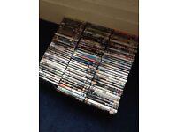 Job lot: mixed 100 DVDs