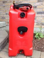 Flon'go Portable Wheeled Fuel Container