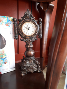 Horloge décorative