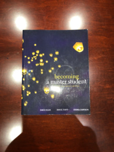 Becoming a Master Student -6th Edition