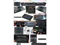 Roland Aira MX1 performance mixer