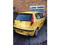 Fiat punto sporting 51reg breaking all parts cheap