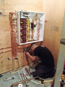 JOURNEYMAN plumber/gasfitter, BEST RATES!! **FREE QUOTE** Strathcona County Edmonton Area image 2