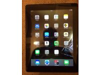 WiFi & Cellular iPad4 with Retina display.