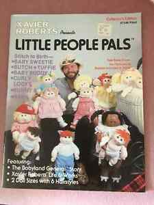Xavier Roberts Little People Pals Collector's Edition circa 1982 London Ontario image 1