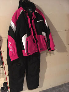 Selling HJC survivor Jacket and pants
