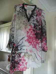 Joseph Ribkoff Dress-Overtop