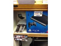 Sony Playstation 3 - 12GB - Games Included - £69.99 ONO