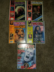 The Living Dead - Collector Mags