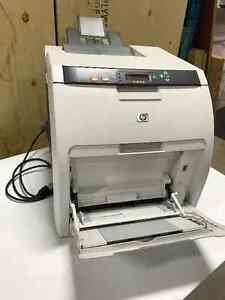 HP Color LaserJet 3600n INCLUDING ink cartridges London Ontario image 3