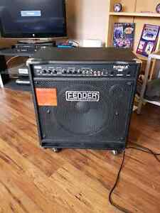Barely Used Fender Rumble 150