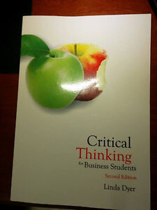 Critical Thinking Text   Buy or Sell Books in Toronto  GTA