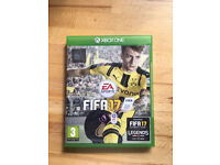 XBOX ONE GAME-- FIFA 17 IN BRAND NEW CONDITION BOXED
