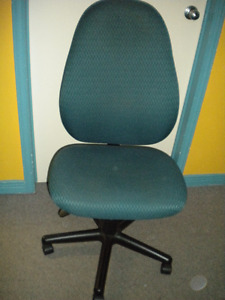 Chaise d'ordinateur a dossier haut/high back computer chair
