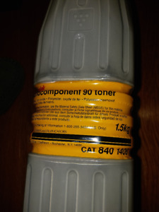 1.5 kg Kodak copier/printer Toner