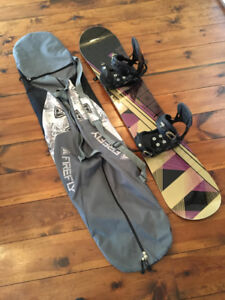 Snowboard 145 cm
