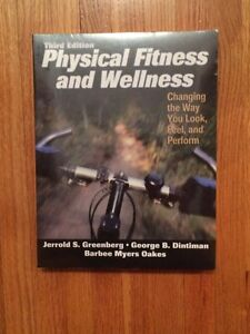 Physical Fitness and Wellness Third Edition Windsor Region Ontario image 1