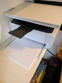 HP laserjet Pro M28W multi-functional printer