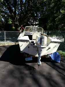 14 ft 55 hp chysler runabout