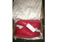 Reebok Leather red edition (limited edition