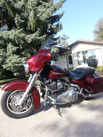 2008 Street Glide for sale or trade